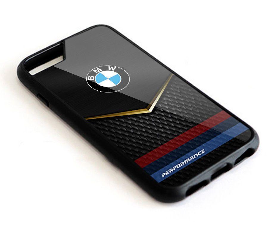 Luxury BMW Logo Performance Stripe iPhone 7 7 X Hard Plastic Case ...