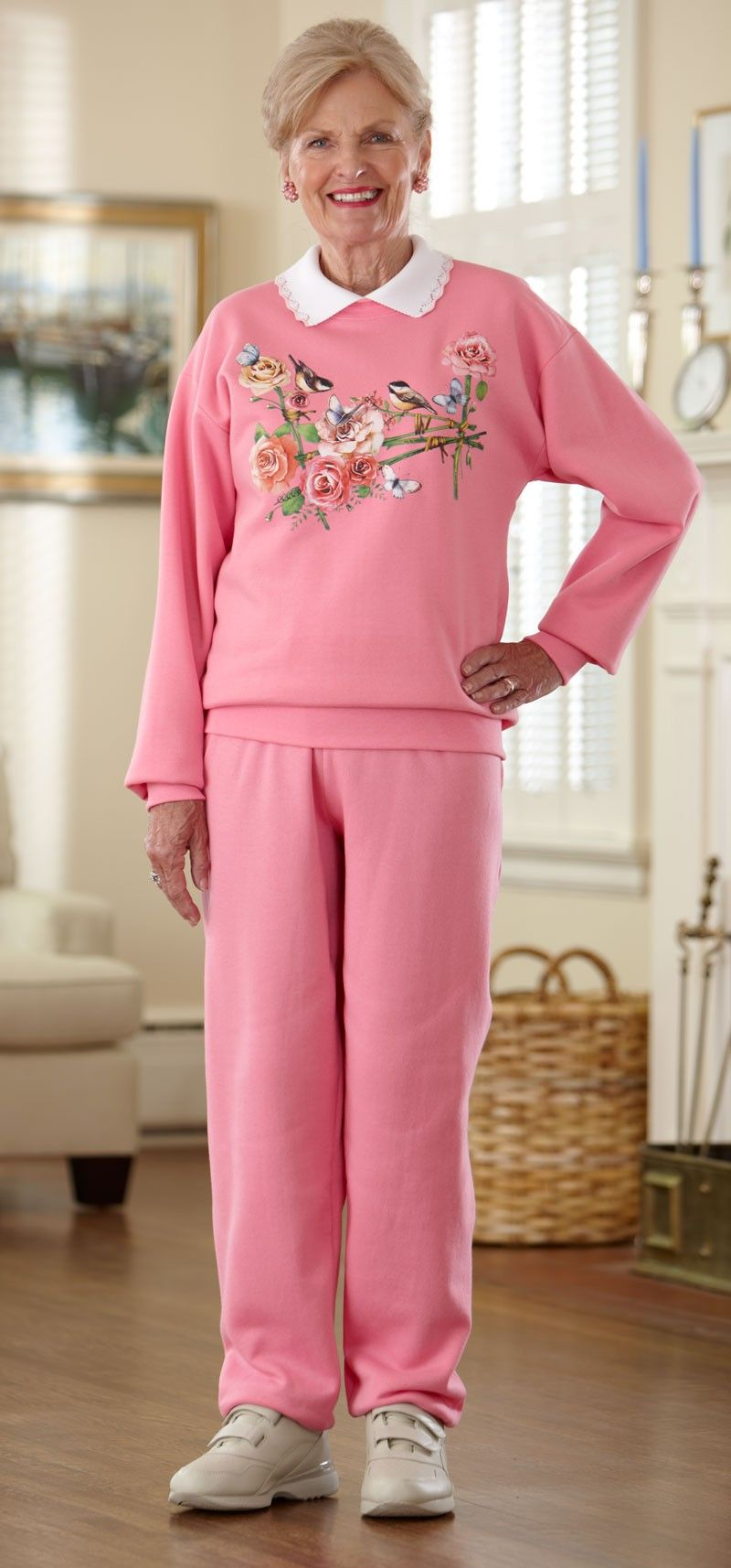 Polyester Jogging Suits For Older Women - Google Search  Character -2097