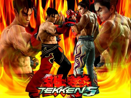 Download Tekken 5 Free Pc Game Full Version Free Pc Games Gaming Pc Free Games