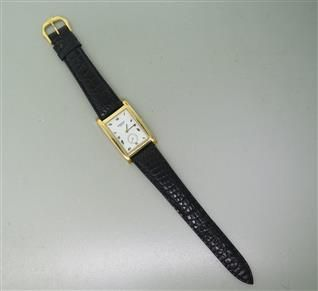 Raymond Weil Gold Watch. Available @ hamptonauction.com at the Fine Vintage and Modern Watch Auction on September 29th, 2014! Come preview our catalog!