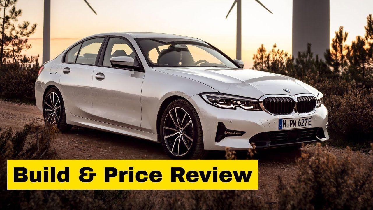 2021 Bmw 330i Xdrive Sedan W M Sport Build Price Review Features C Bmw 3 Series Bmw Bmw Series