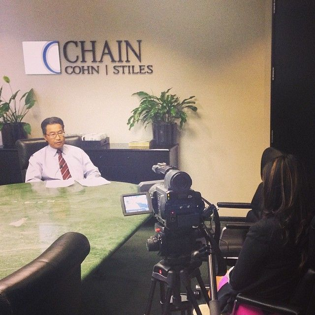 CCS partner Jim Yoro is interviewed by #Bakersfield's KERO- 23 (ABC) about #WorkersCompensation cases. Yoro is an expert in the practice: http://bit.ly/1eHcMen