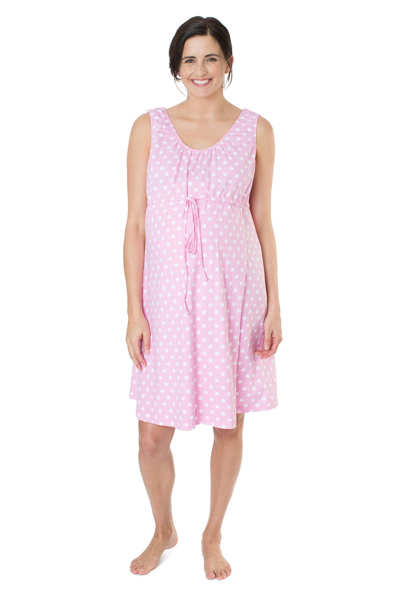 Molly 3 in 1 Labor / Delivery / Nursing Gown | Nursing gown, Labour ...