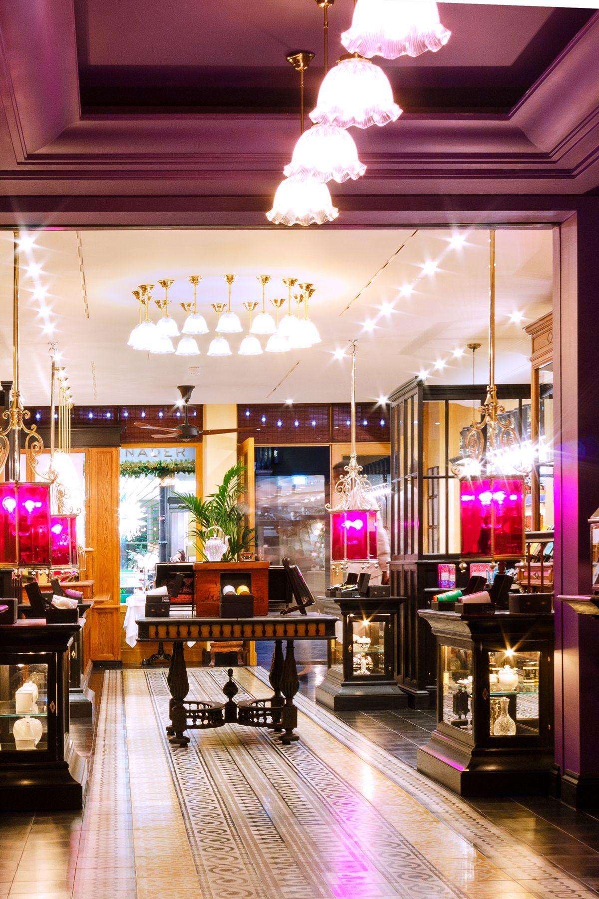 Ooh Lala Enjoy A Famous Parisian Tea Room Experience In London