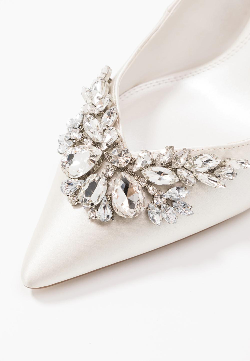 Bels Bridal Shoes Ivory Zalando Co Uk In 2020 Bridal Shoes Ivory Bridal Shoes Ivory Wedding Shoes