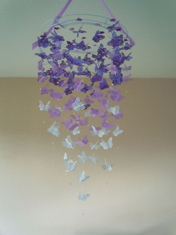 Lovely in lavender monarch butterfly chandelier mobile 5500 via lovely in lavender monarch butterfly chandelier mobile 5500 via etsy arubaitofo Gallery
