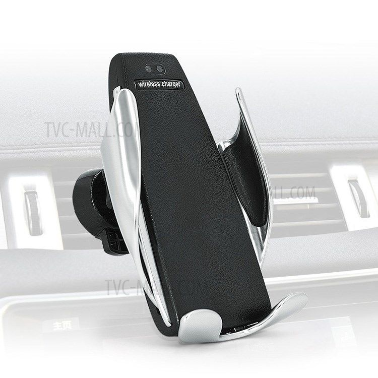 2 in 1 Intelligent Car Phone Mount Holder Air Vent Mounted