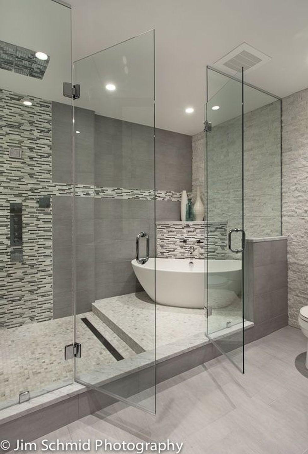 Photo of 30+ Beste Master-Badezimmer Dusche umgestalten Ideen zu versuchen – New Ideas