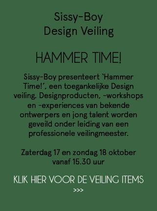 Sissy-Boy Events - Deelname aan Dutch Design Week