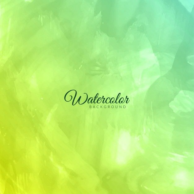 Download Green Watercolor Background For Free Watercolor
