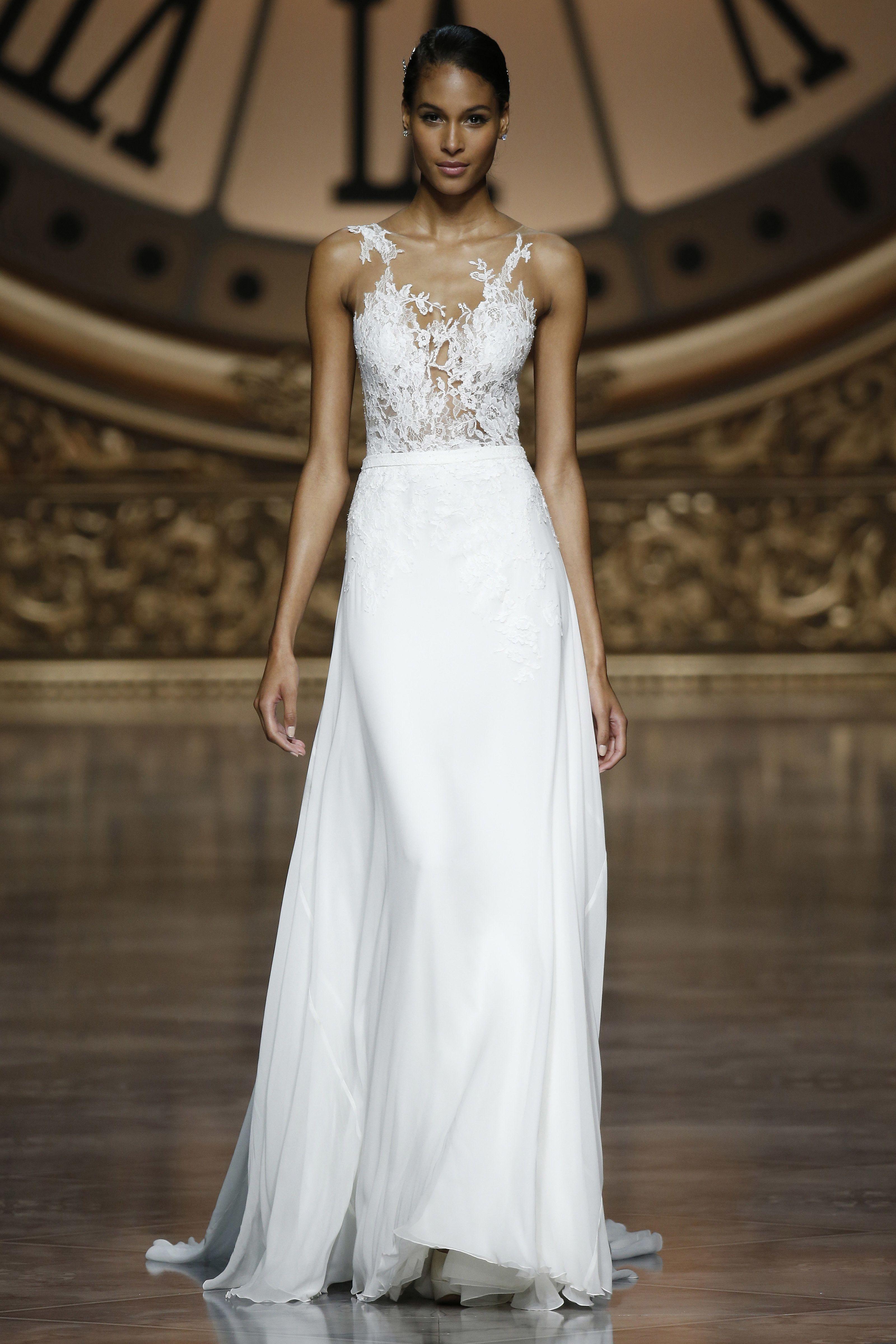 Pronovias barcelona spring girls dream wedding dress and