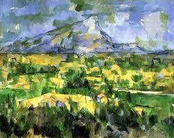 Resultado de imagen para Fotos de Pinturas de Cézanne