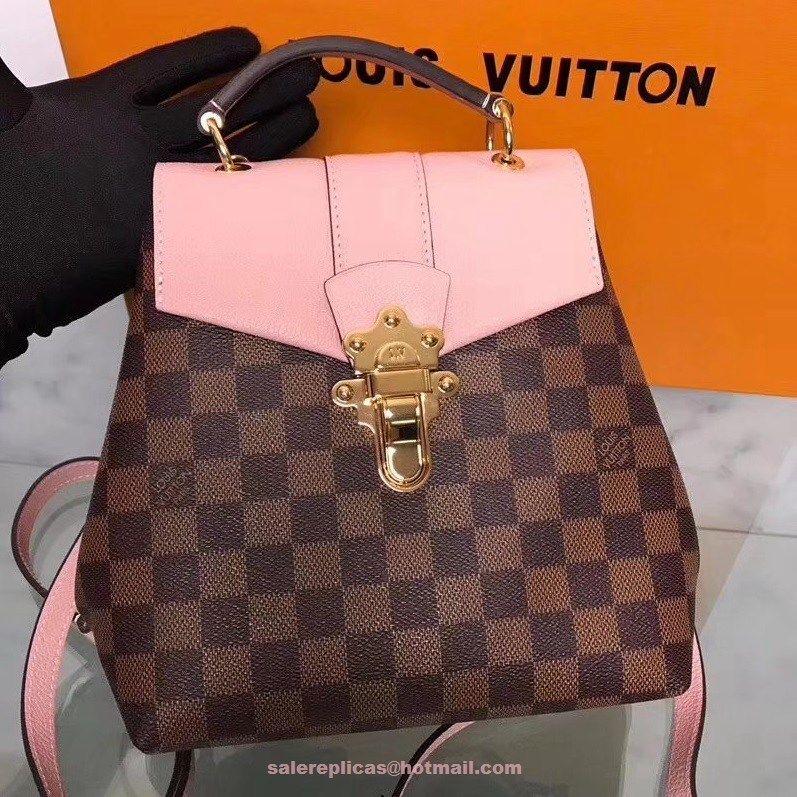 7080737b3 Louis Vuitton Clapton Backpack N42262 | Luxury Backpacks in 2019 ...