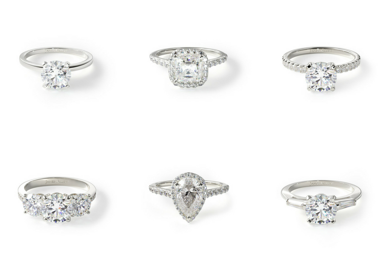 Want to Know Your Engagement Ring Style Find out now Engagement