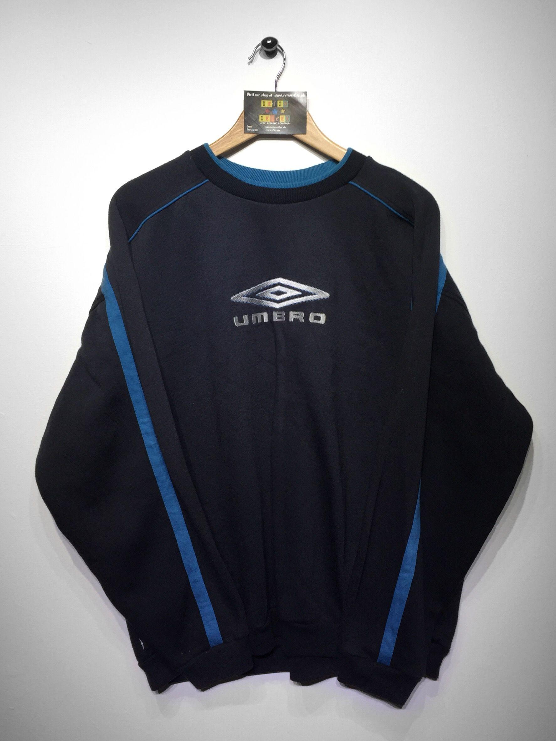 16c33e02a18 Umbro Sweatshirt Size X/Large(but Fits Oversized) £34 Website ...