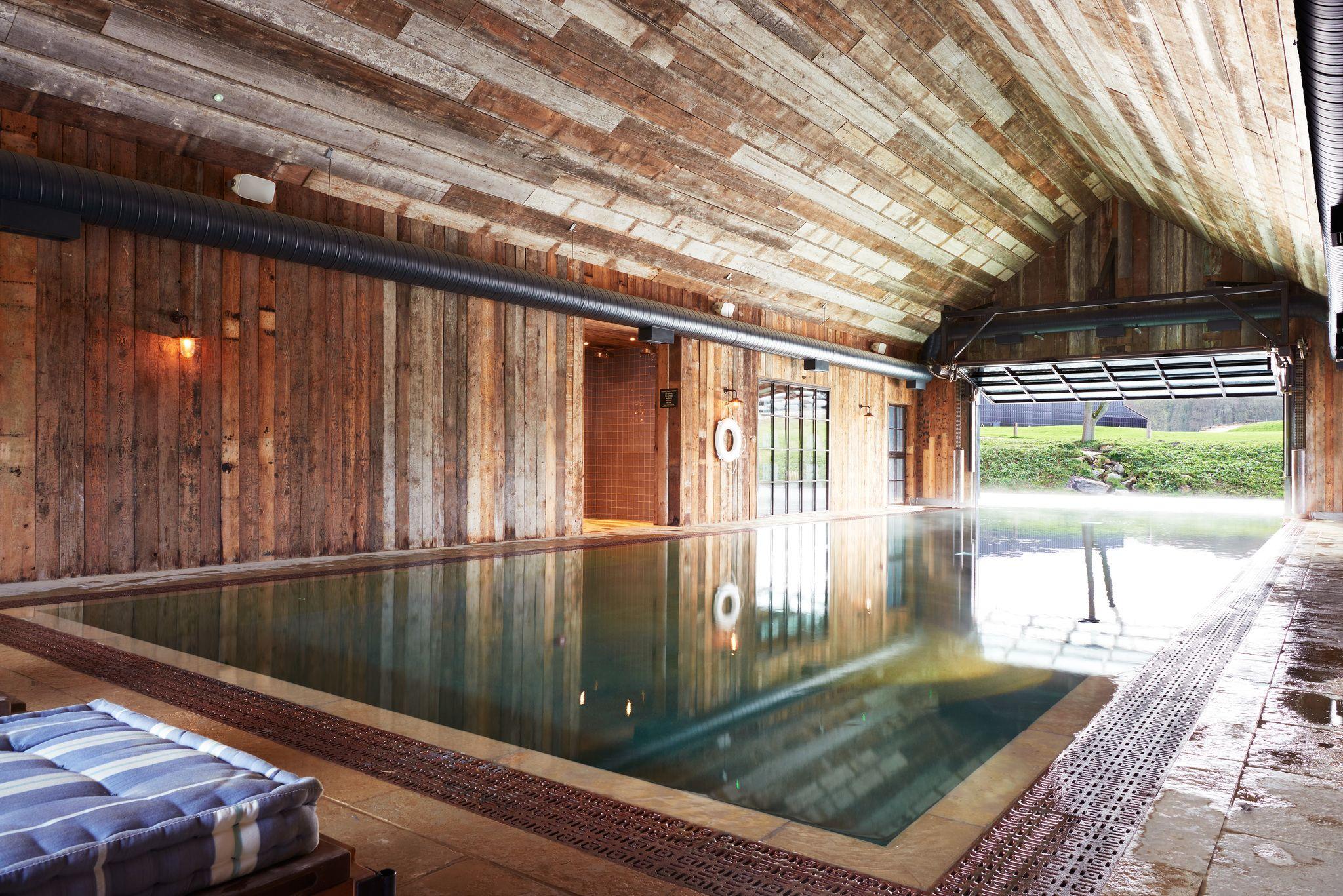 Copyright soho farm house boathouse 03 p o o l s for Farmhouse with swimming pool