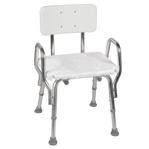 Shower Seat For The Elderly Seniors And Disabled People