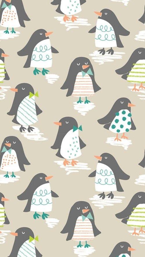 Wallpaper Penguin ParadePenguin LoveTent