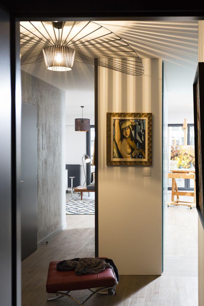 Entr e vertigo petite friture elodie sagot architecte d - Architecte interieur paris petite surface ...