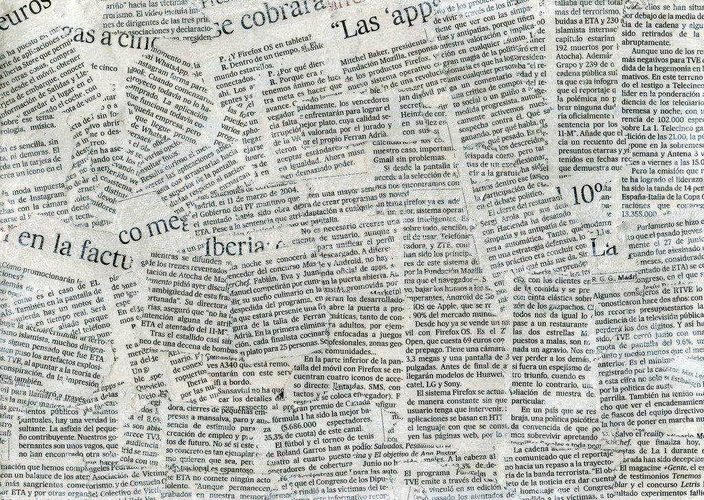 Newspaper Collage Texture Free At At Deviantart Shs Newsies