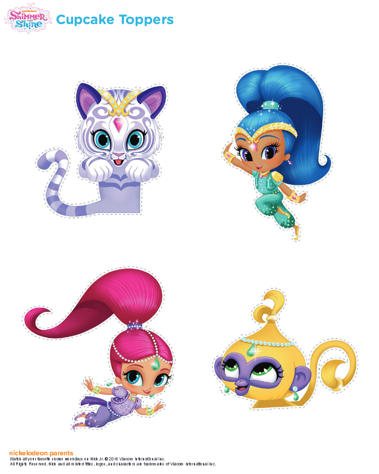 http://www.nickelodeonparents.com/shimmer-and-shine-cupcake-toppers ...
