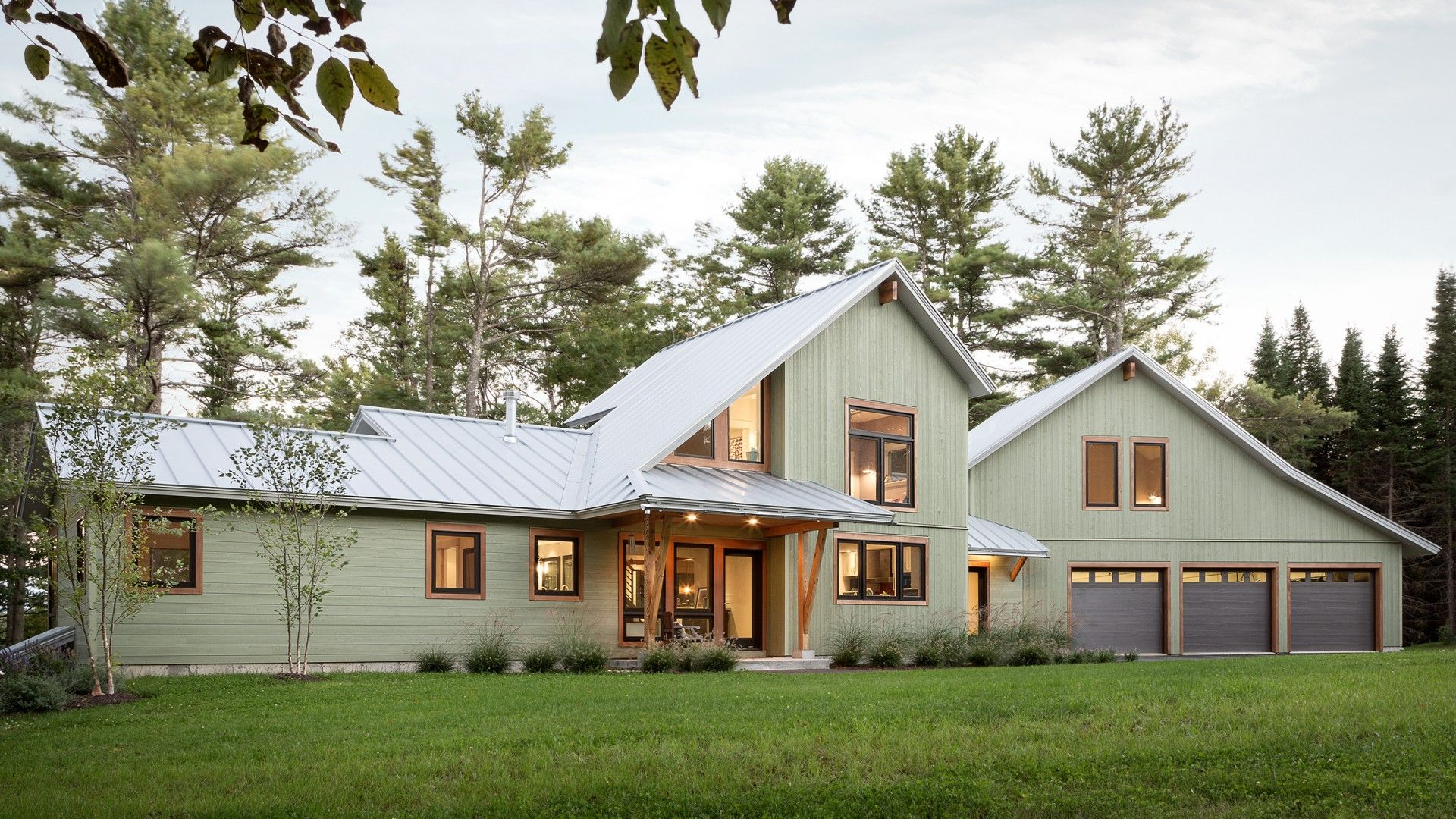 Whitten architects new england home and maine cottage design architects