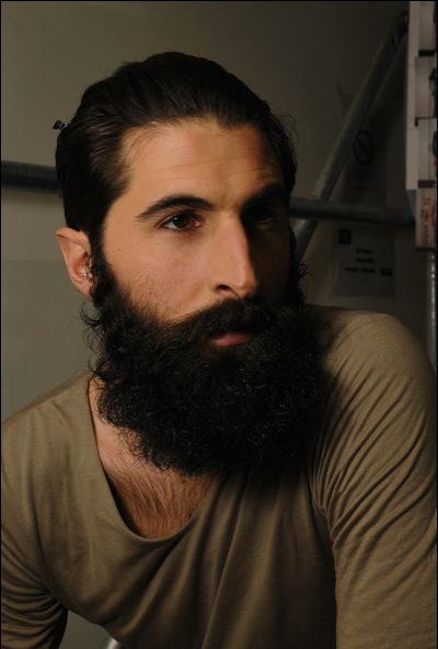 Super Full Thick Black Dark Beard Bearded Man Men Curly Curls Mustache Natural Hairstyles Runnerswayorg