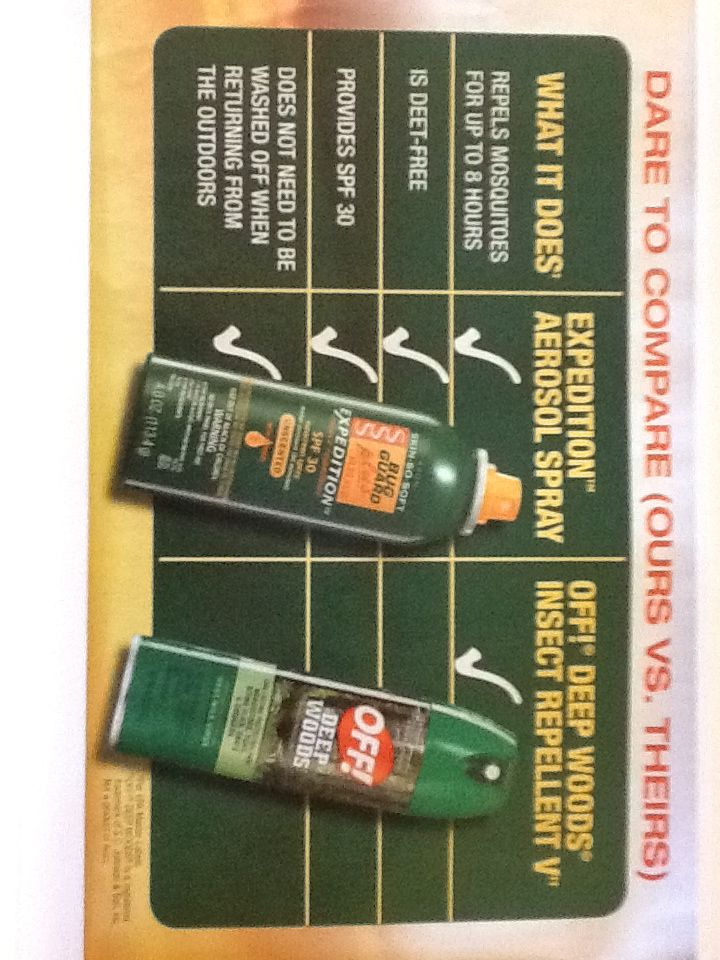 Get ready for bug season now with deet-free Bug Guard.  Place your order by March 31st and receive 10% off your order!