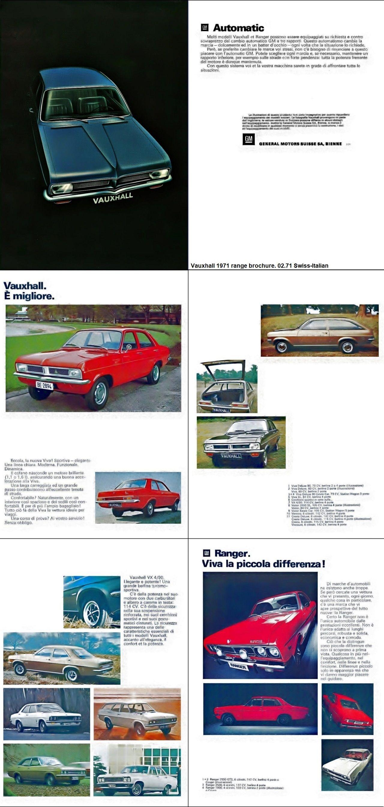 Pin By Vauxpedia On Vauxhall Hc Viva Brochures Export Markets Pinterest Marketing