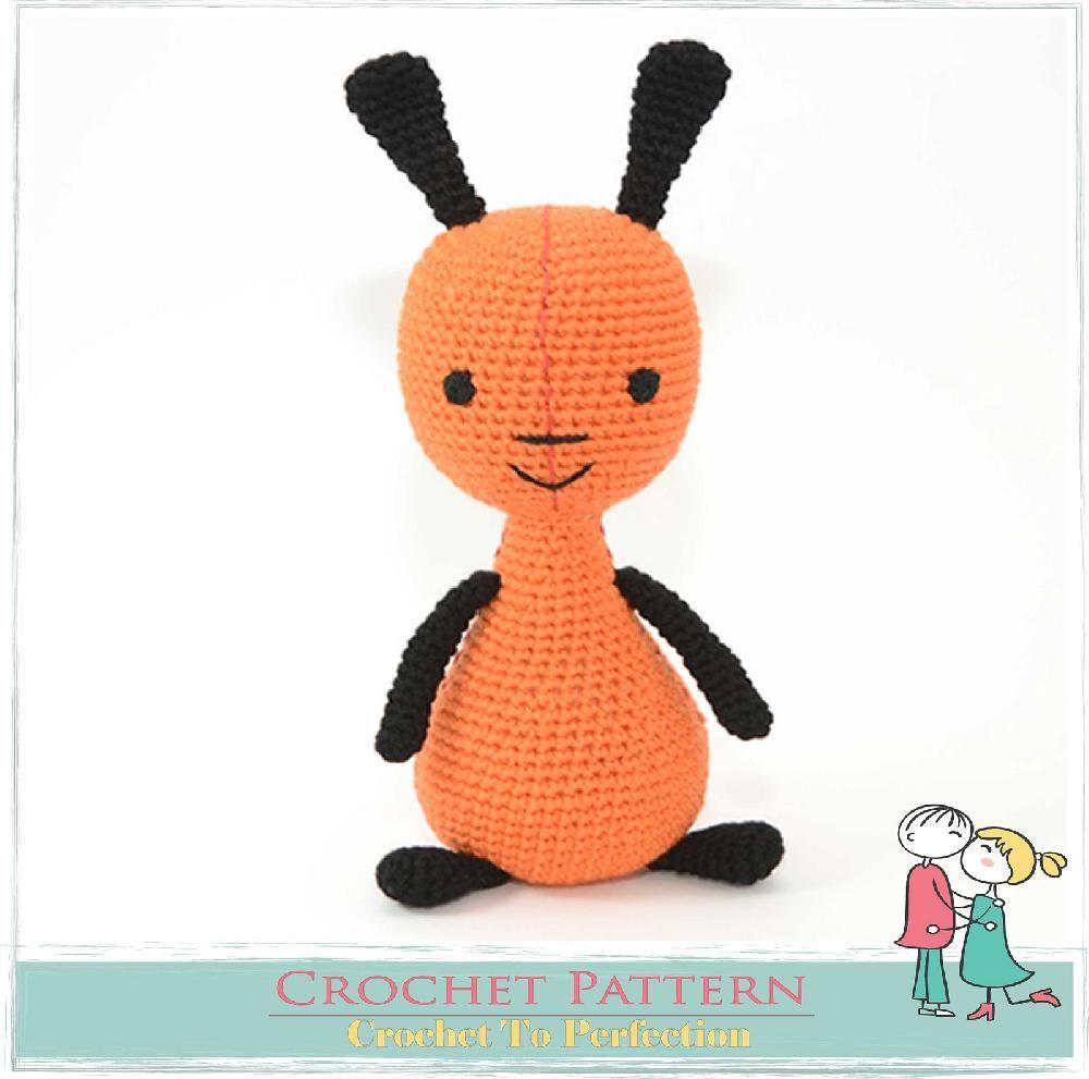 Flop Bing Bunny Career Crochet, Amigurumi | Amigurumi | Pinterest