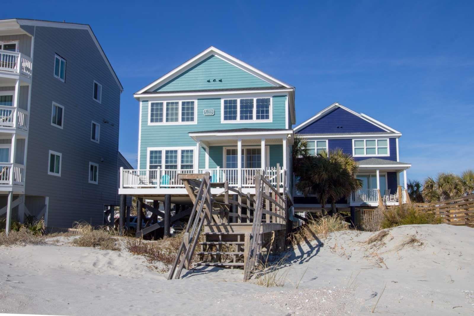 Surfside Beach Vacation Al E Sea Livin Myrtle South Home