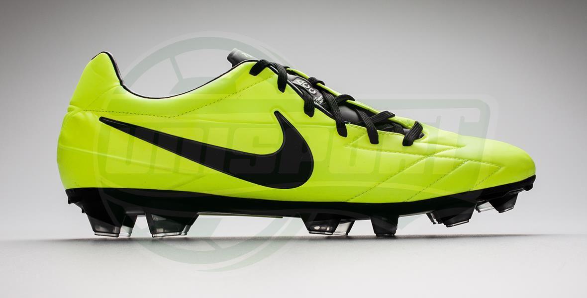 Football boots · Nike - T90 Laser IV Volt/Black