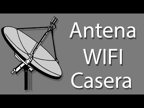 Antena Wi Fi De 8 Km De Alcance Youtube Wi Fi Youtube E