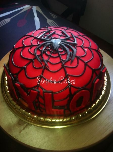 spiderman cake fondant - Google zoeken