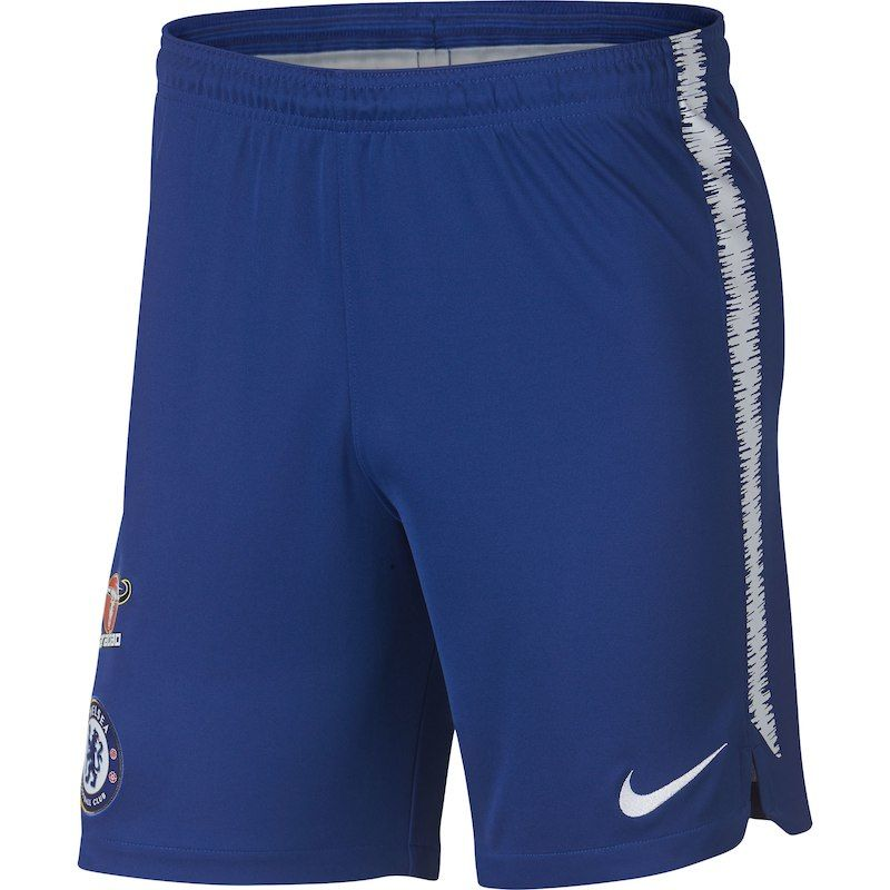 Chelsea Nike K Squad Performance Shorts – Blue in 2018  59bc959a6292e