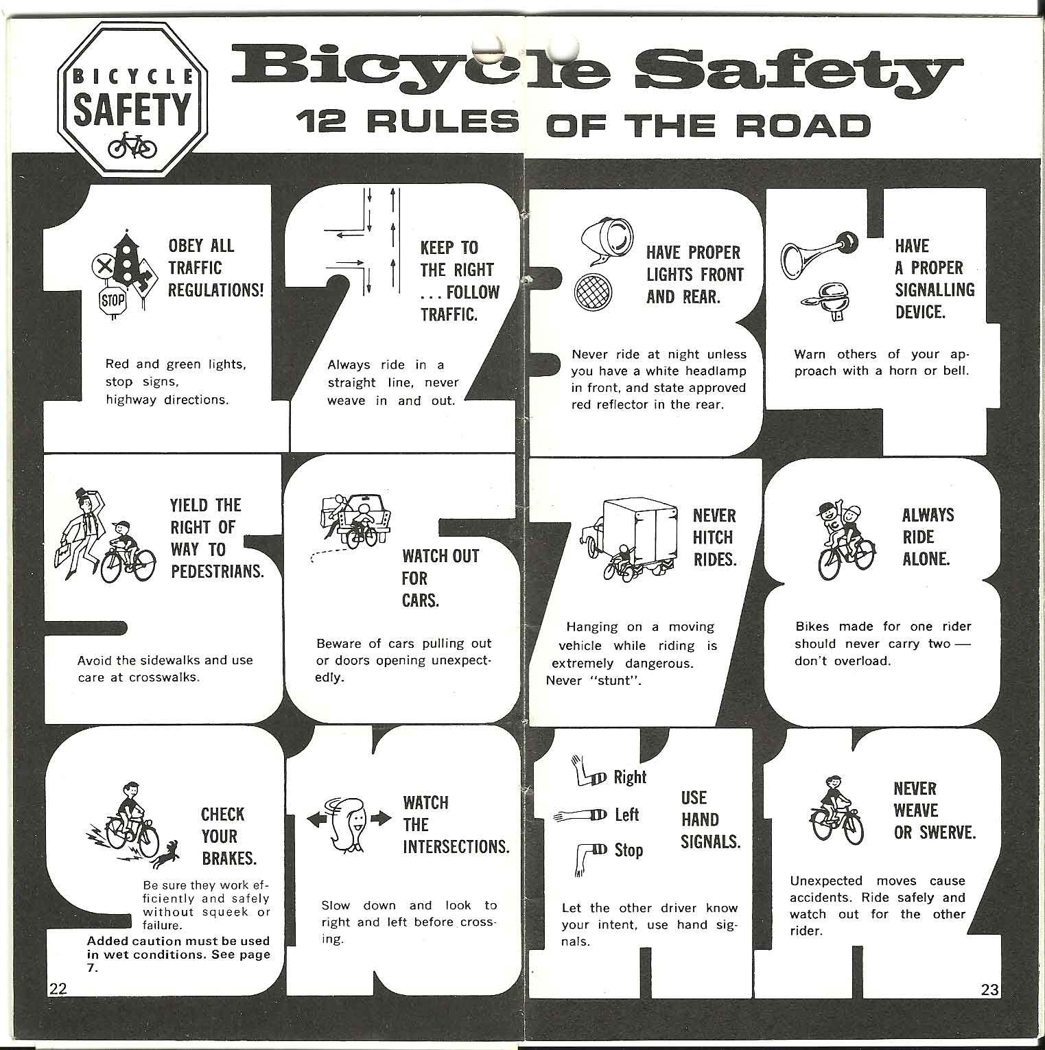 Pin On Bike Safety For Kids