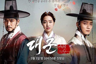 Download Drama Korea Grand Prince Sub Indo