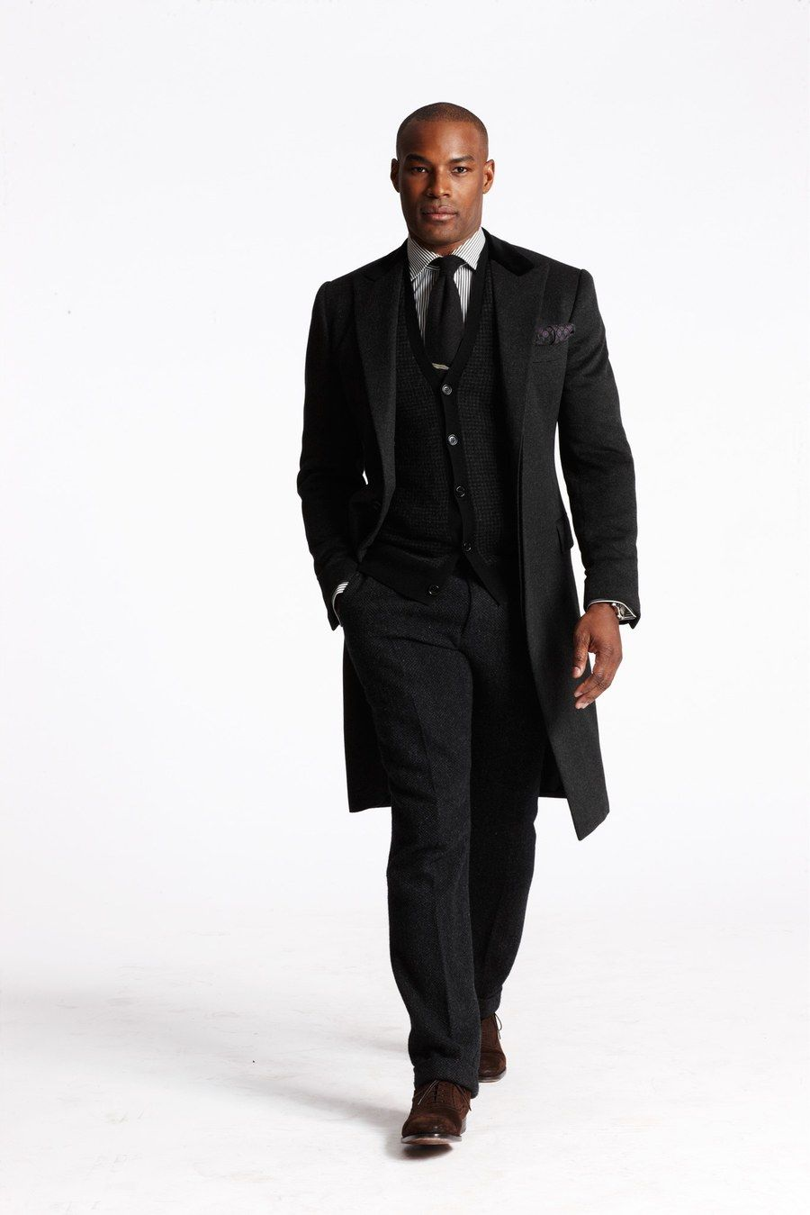 Ralph Lauren Fall 2013 Menswear Fashion Show