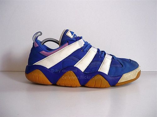 new product f84e8 43ab3 90`S VINTAGE ADIDAS EQUIPMENT STABIL INDOOR SHOES (FEET YOU WEAR)