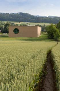 Kräuter in Lehm - Herzog de Meuron für Ricola
