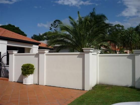 Fence Designs by Modular Wall Systems | fence | Pinterest ...
