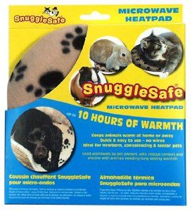 Snuggle Safe Pet Heating Pad Non Electrical Plate