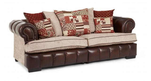 Chesterfield 4 Seater Sofa Scatter Back Scs Sofas Sofa