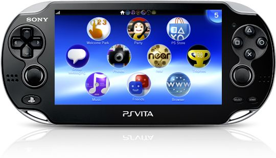 My 24th console is the Playstation Vita, the successor to