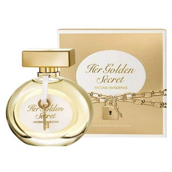 Her Golden Secret 80ML EDT Spray