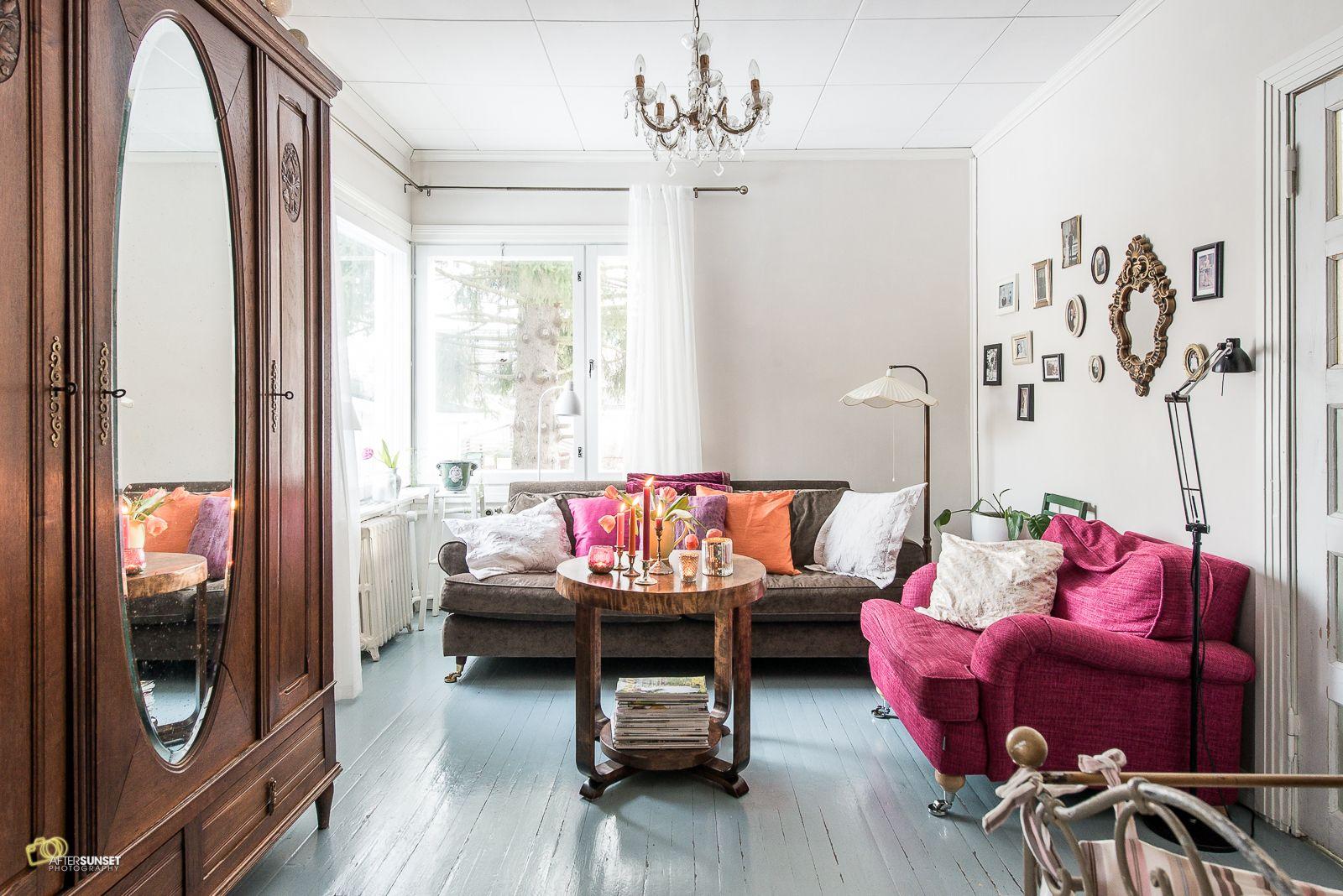 Myydään Paritalo 4 huonetta - Tampere Lamminpää Hätiläntie 4 - Etuovi.com 9985788