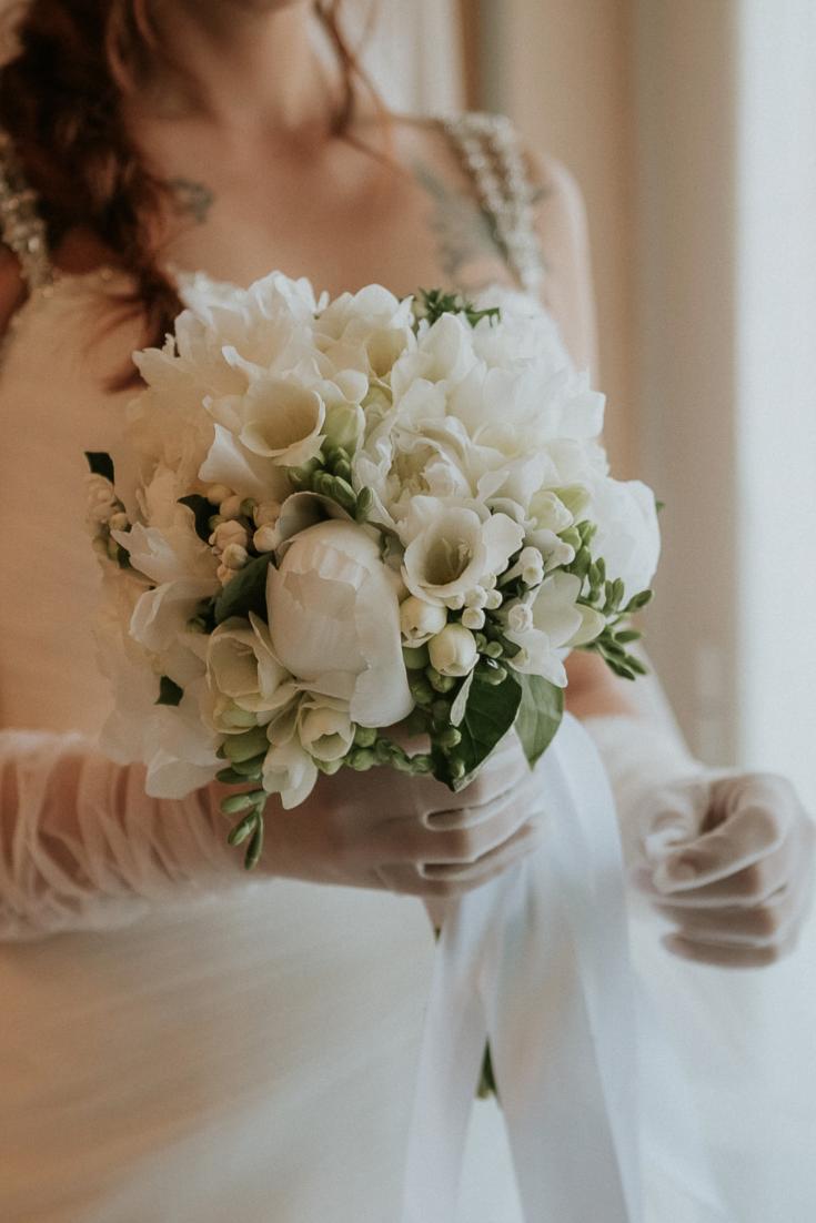60 Bouquet Da Sposa Il Boom Delle Composizioni Messy Bouquet Da Sposa Bouquet Fiori Per Matrimoni