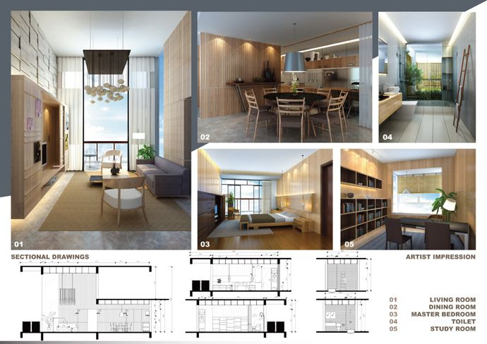 Young Interior Designer Award Andrew Chong   Finalist