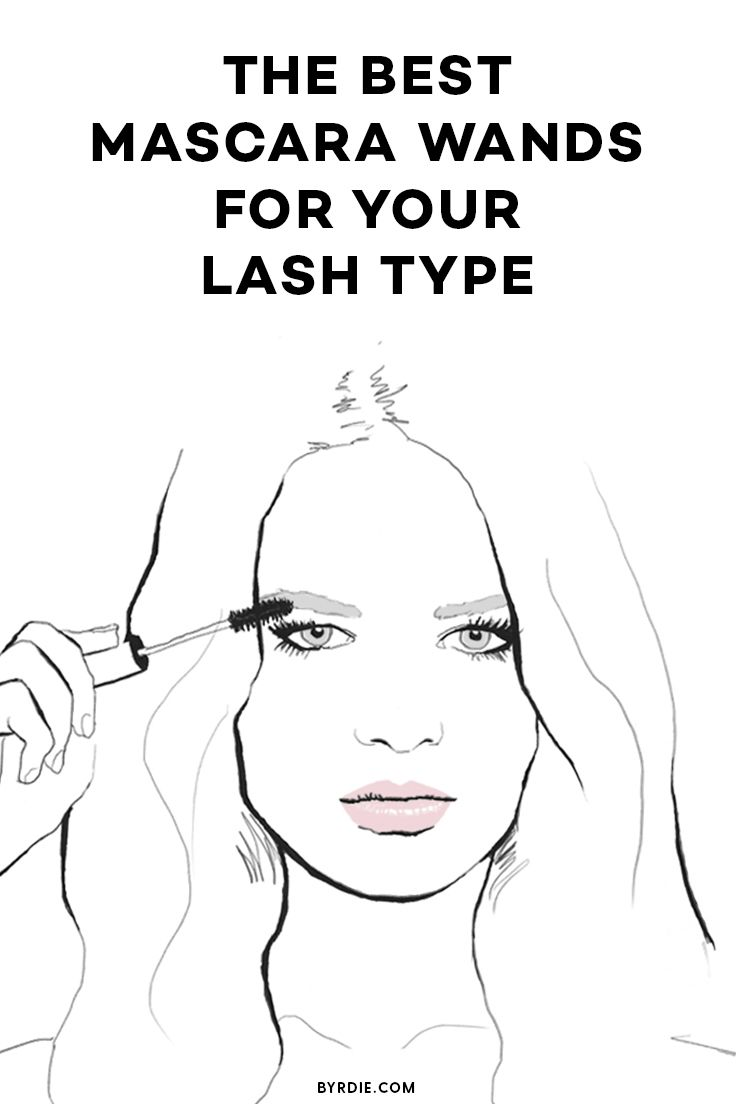 To Mascara The Use Looks Best LashesMakeup For Wand Your j5RL4A