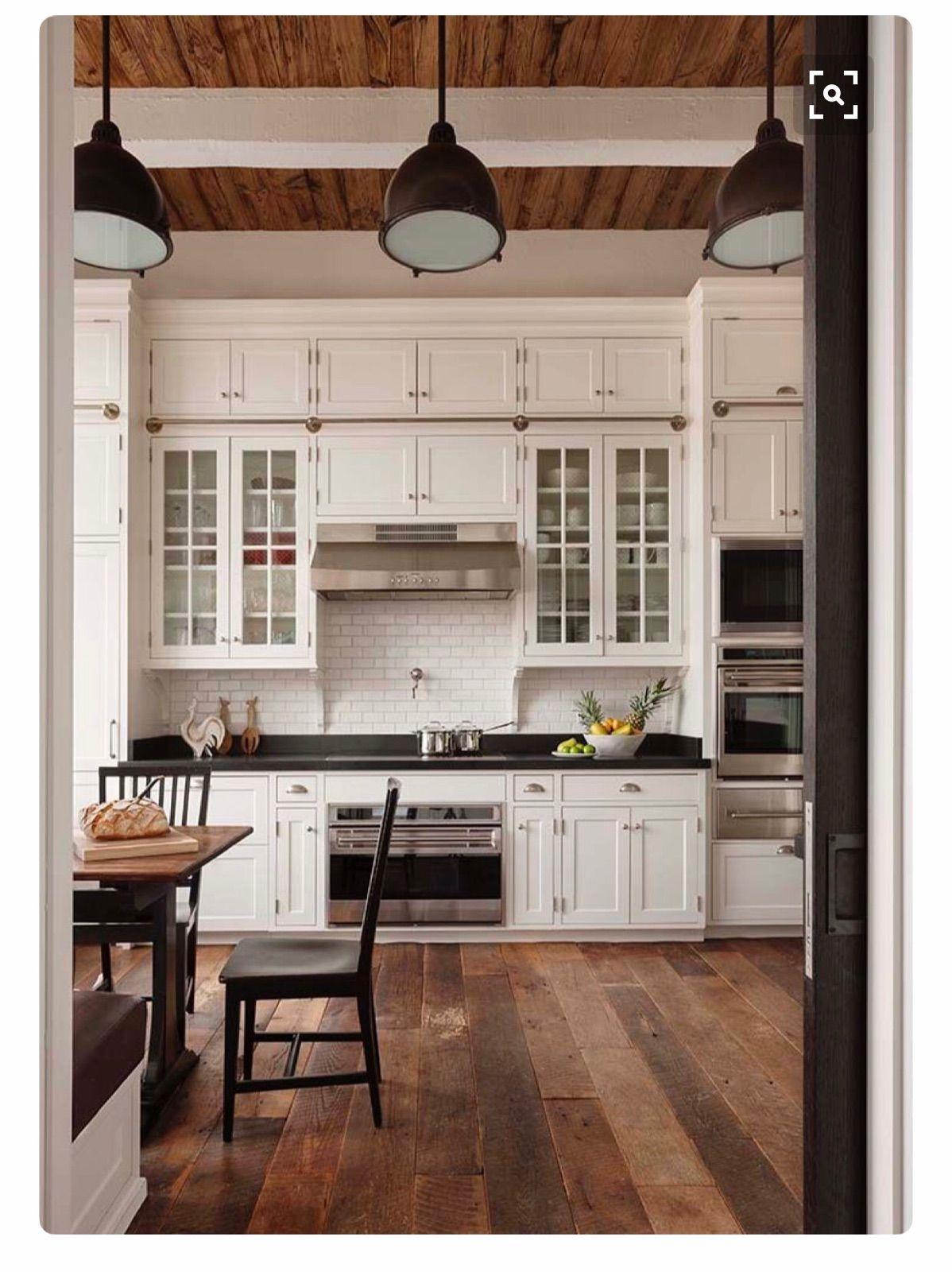 Pin By Debbie Besser On Kitchen Farmhouse Kitchen Design Rustic Farmhouse Kitchen Modern Farmhouse Kitchens